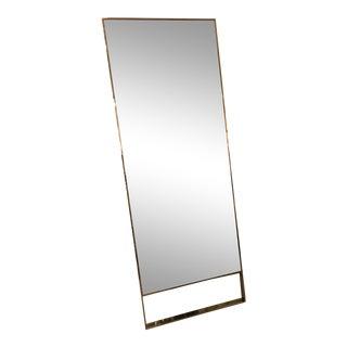 B&b Italia Modern Large Mirror For Sale