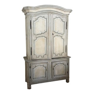 Antique French 19th Century Armoire For Sale