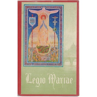1962 'The Official Handbook of the Legion of Mary' Book For Sale
