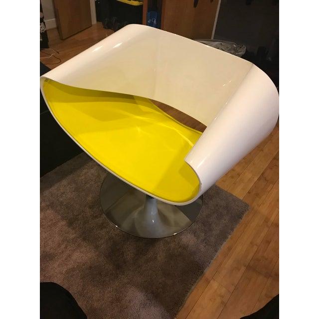 2010s Contemporary Martin Bellandat Perillo Club Chair For Sale - Image 5 of 11