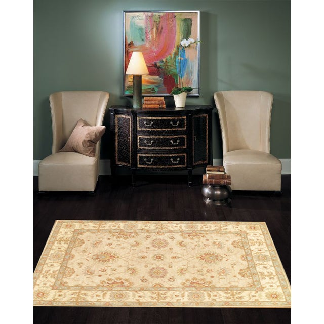 Pasargad Hand Knotted Ferahan Rug - 5′9″ × 7′7″ - Image 2 of 2