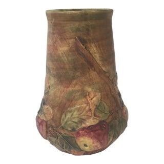 Weller Baldin Pottery Vase For Sale