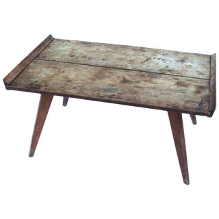 Early Nakashima/Knoll Low Table For Sale