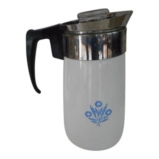 Vintage Pyrex Peculator Coffee Pot - Image 1 of 4