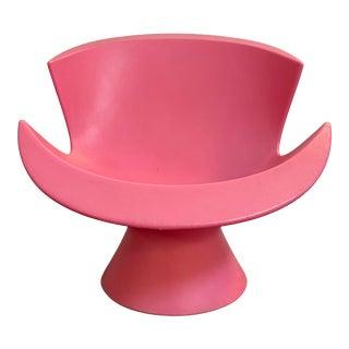 Karim Rashid Kite Chair, Hot Pink For Sale