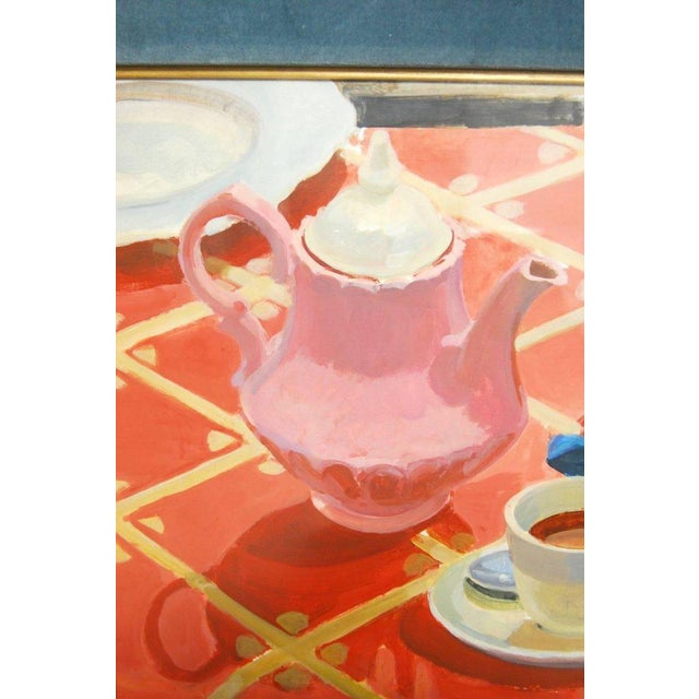 Breakfast Still Life Watercolor Painting by Lisa Esherick For Sale In San Francisco - Image 6 of 11