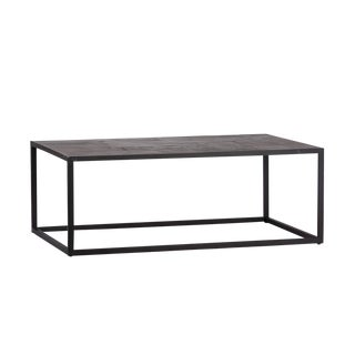 Lava Stone Tile Coffee Table For Sale