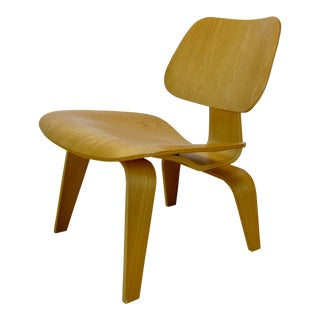 Eames for Herman Miller Lcw Lounge Chair For Sale