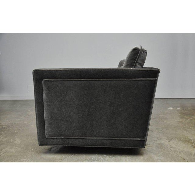 Mid 20th Century Harvey Probber Curved Sofa For Sale - Image 5 of 7