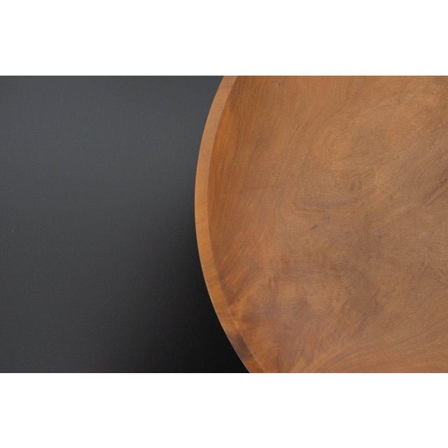 Blackcreek Mercantile & Trading Co Large Maple Bowls by Blackcreek Mercantile Trading & Co. For Sale - Image 4 of 5