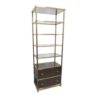 Baker Laura Kirar Collection Frazier Etagere For Sale