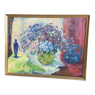 Marguerite Neuhauser Shafer Still Life Painting