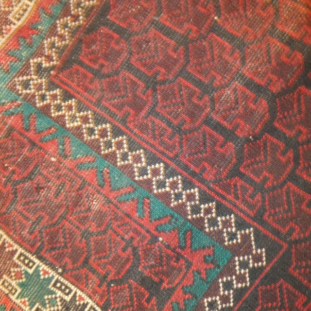 Vintage Baluch Rug - 3' x 5' - Image 5 of 5