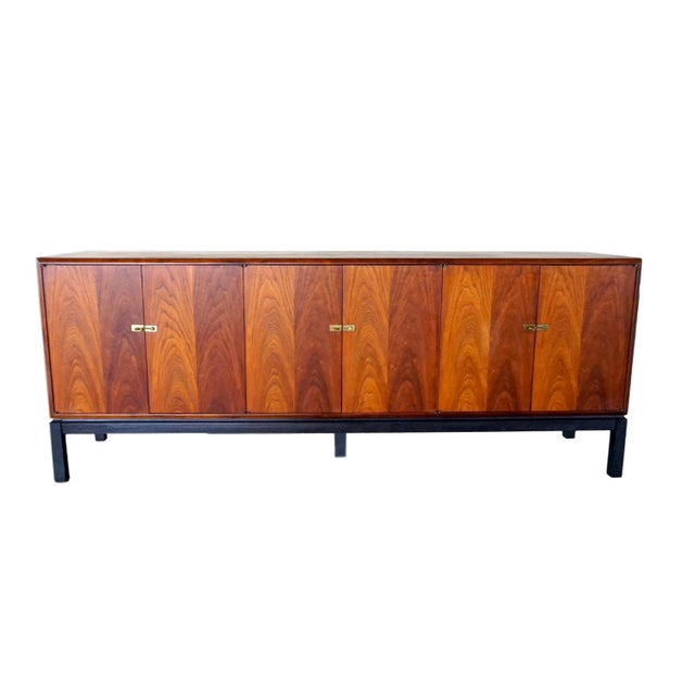 Solid Walnut Buffet - Image 2 of 5