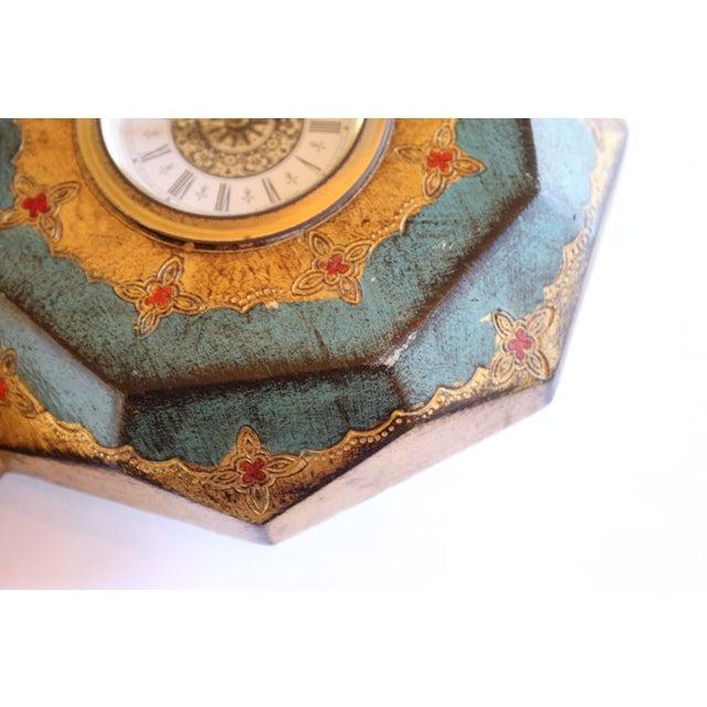 Italian Florentine Clock - Image 2 of 3