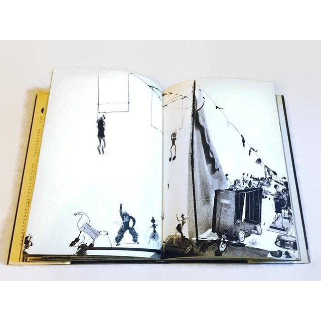 Mid Century Modern CALDER Coffee Table Book Art Photography Book For Sale In Richmond - Image 6 of 6