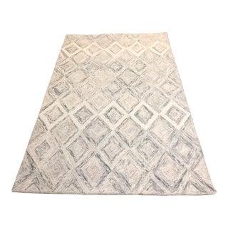 West Elm Prism Wool Area Rug - 5' x 8'
