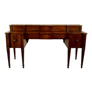 18th Century Georgian Mahogany Sideboard For Sale