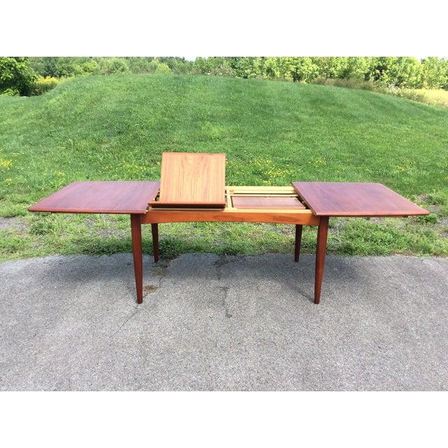 Refurbished Falster Teak Dining Table - Image 6 of 11