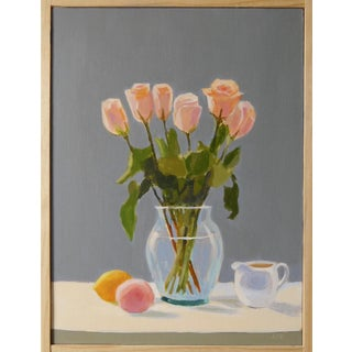 Roses by Anne Carrozza Remick For Sale