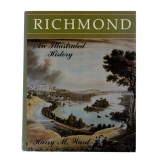 """1985 """"Richmond: An Illustrated History"""" Coffee Table Book For Sale"""