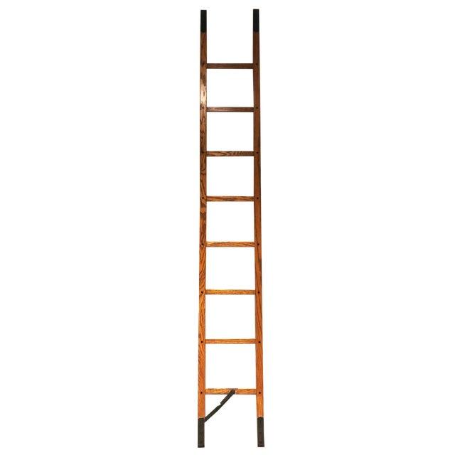 Oak Stick Ladder For Sale