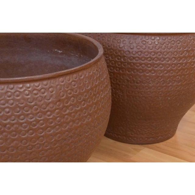 David Cressey for Architectural Pottery Cheerio Planter For Sale In San Francisco - Image 6 of 7