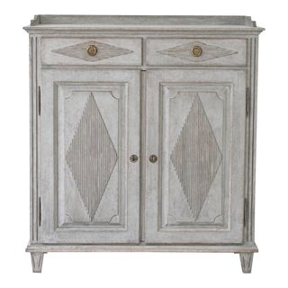 Anders Gustavian Sideboard For Sale