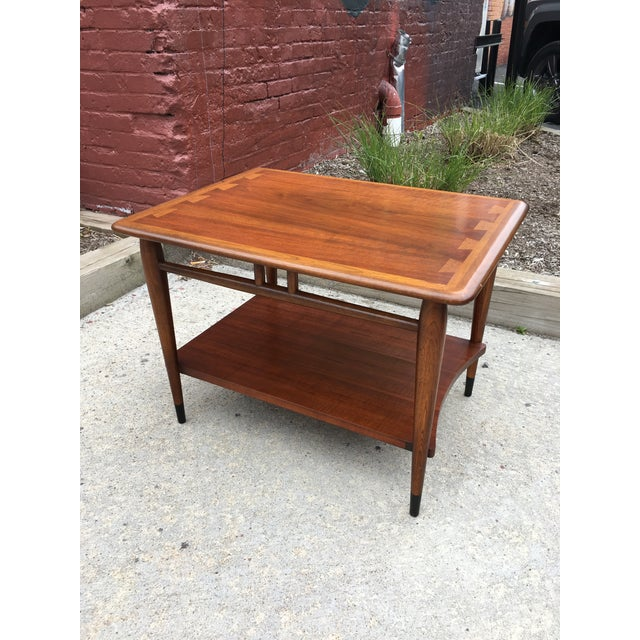 Lane Acclaim Dovetail Side Tables - A Pair - Image 3 of 6