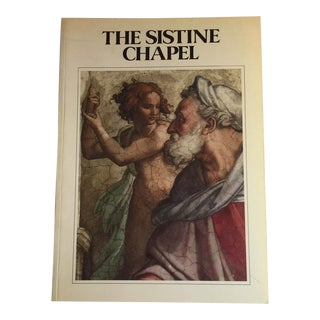 The Sistine Chapel Vatican Museums, 1988 For Sale
