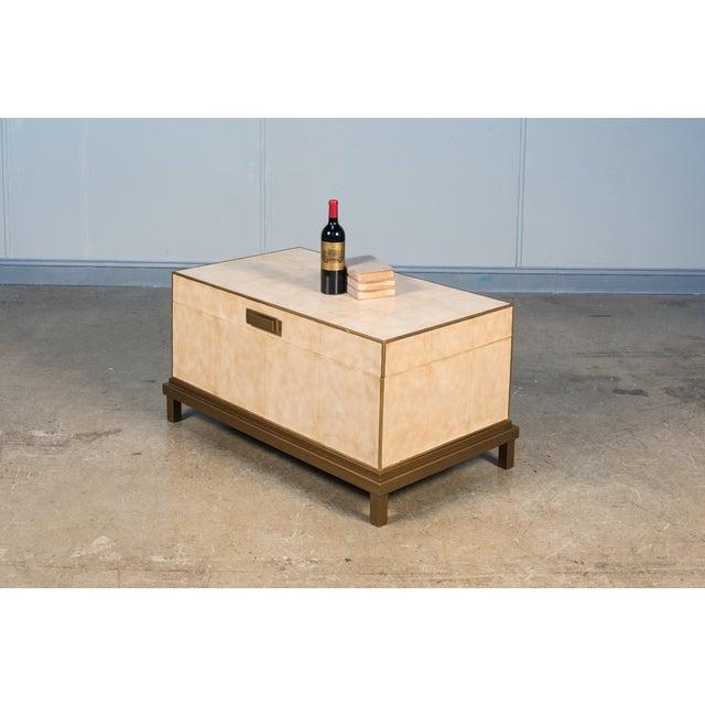Wood Sarreid Milton Coffee Table For Sale - Image 7 of 8