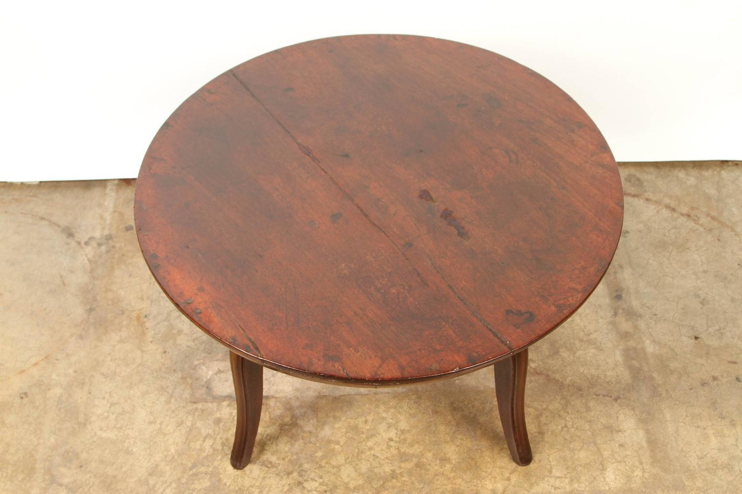 Elegant French Colonial Art Deco Rosewood Coffee Table   Image 6 Of 8