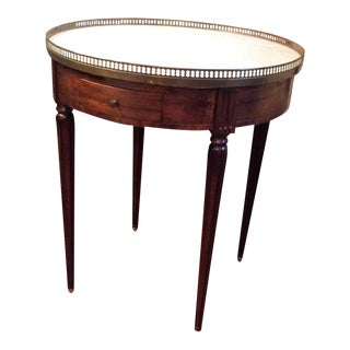 19th Century French Bouillotte Game Table