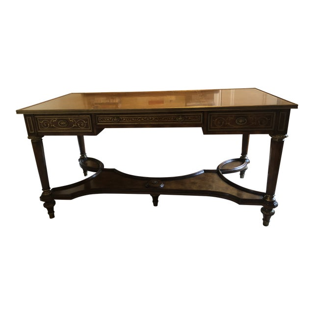 Theodore Alexander Writing Desk For Sale