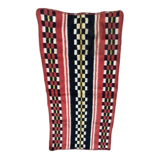1950s Vintage Wool Blanket For Sale