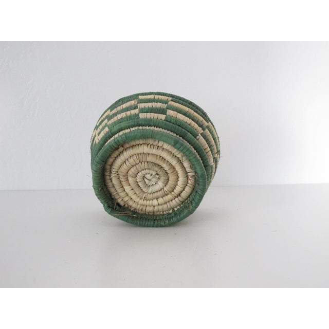 Forest Green Catchall Basket - Image 3 of 3