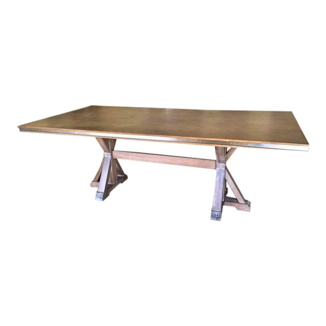 Urban Home Bristol Rectangle Dining Table - Image 1 of 6