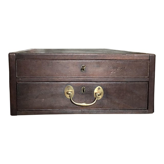 Partner's Portable Writing Desk For Sale