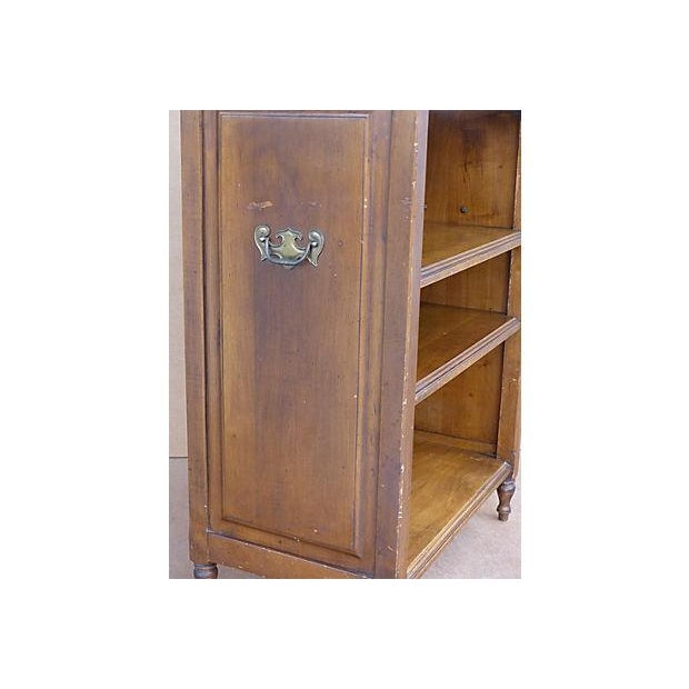 Vintage Adjustable Maple Wood Podium For Sale - Image 10 of 11