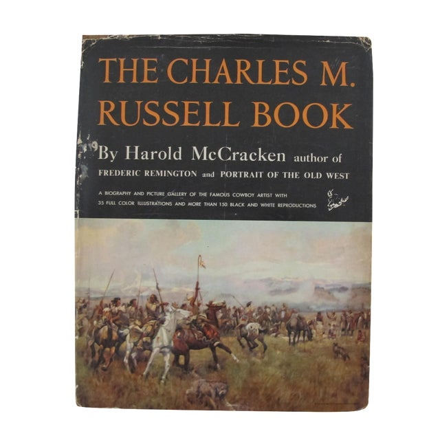 The Charles M. Russell Book - Image 1 of 6