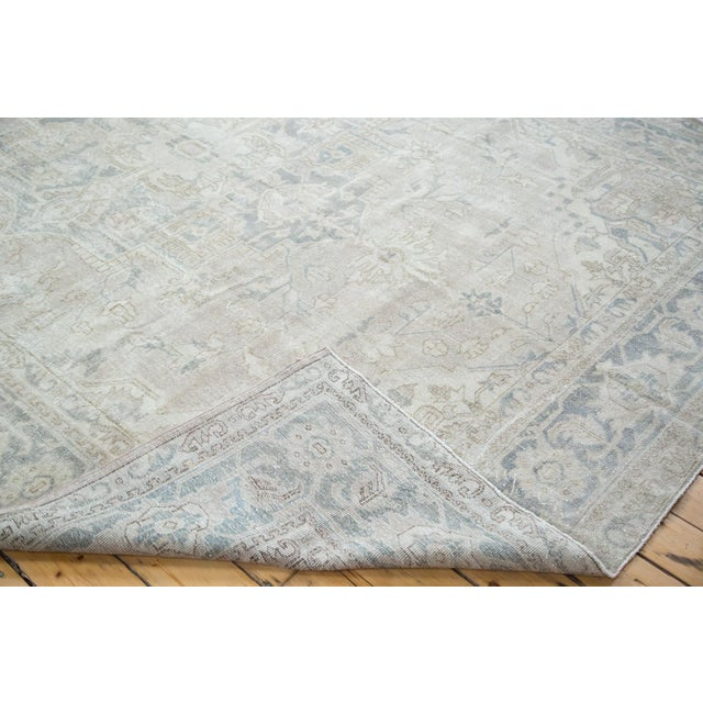 "Distressed Oushak Carpet - 8'9"" X 12'2"" - Image 8 of 10"