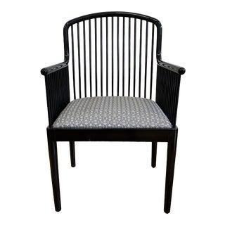 Knoll Stendig Davis Allen Exeter Andover Arm Chair For Sale