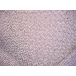 Traditional Ralph Lauren Stoneleigh Herringbone Wool Upholstery Fabric - 2-1/4y For Sale