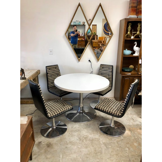 Mid Century Modern Sovereign Furniture Company Dining Set For Sale - Image 10 of 10