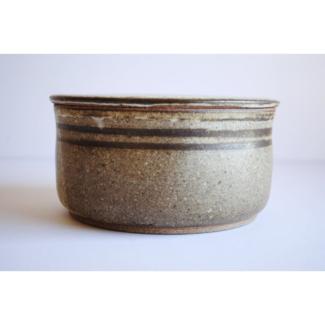 Vintage Studio Pottery Bowl - Image 3 of 8