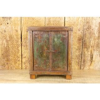 Rustic Colonial Petite Rustic Cabinet Preview
