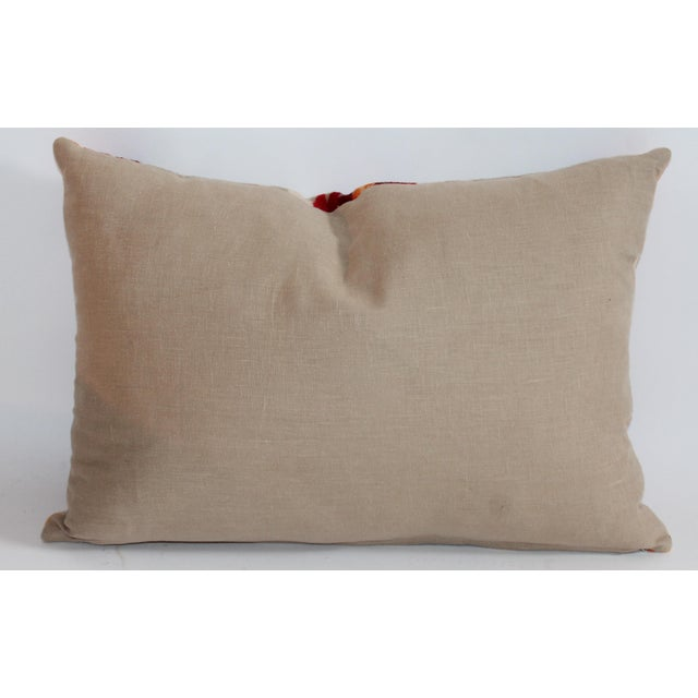 Pendleton Pattern Pillow For Sale - Image 5 of 7