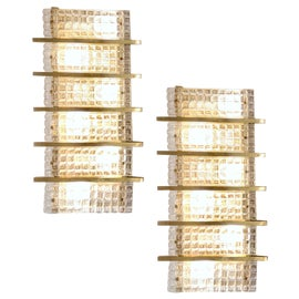 Image of Hollywood Regency Sconces and Wall Lamps