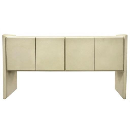 1970s Minimalist Milo Baughman for Thayer Coggin Lacquered Buffet/Sideboard For Sale - Image 13 of 13