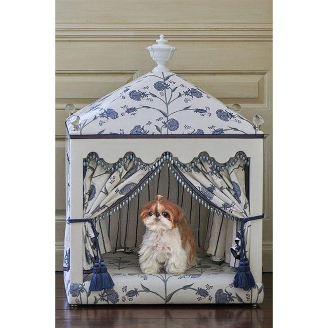 We have so much fun designing and producing these luxurious dogbeds. All inspired by the Historic beds of Northern Europe,...